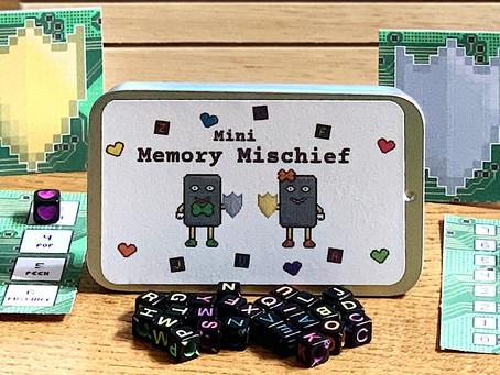 Mini Memory Mischief
