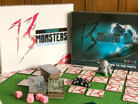 Thirteen Monsters: Armed to the Teeth