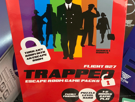 Trapped: Flight 927