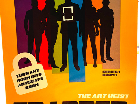 Trapped: The Art Heist
