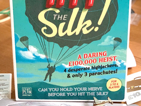 Hit the Silk!