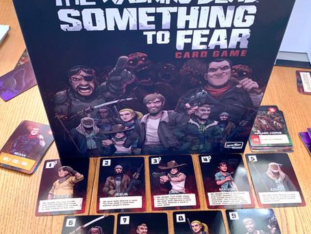 Walking Dead: Something to Fear