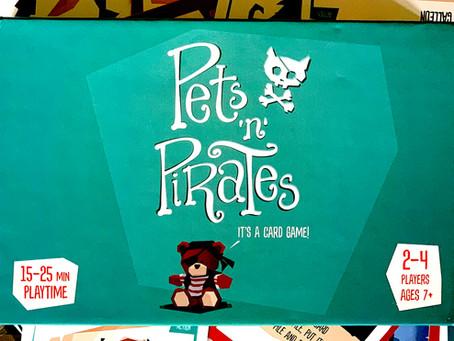 Pets 'n' Pirates