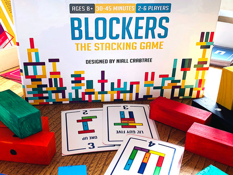 Blockers: The Stacking Game