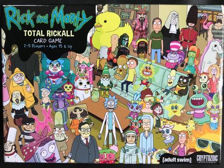 Rick & Morty Total Rickall