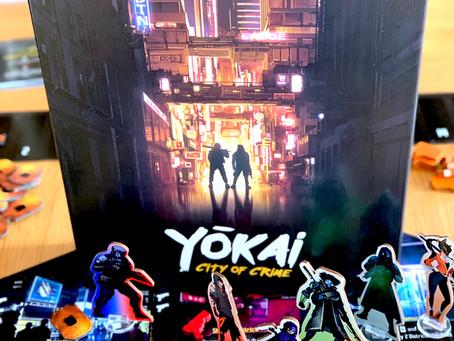 Yokai: City of Crime