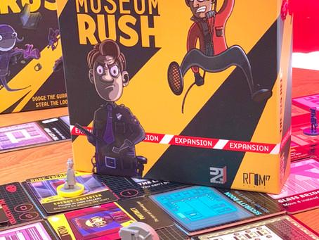 Museum Rush: The Big Heist