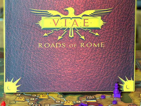 VIAE: Roads of Rome