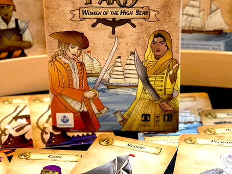 Pirate Party: Women of the High Seas