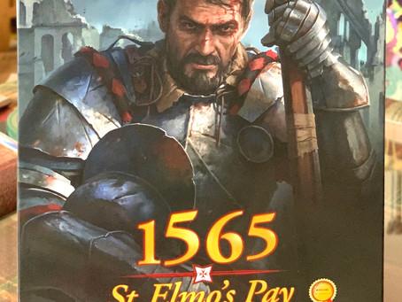1565, St Elmo's Pay