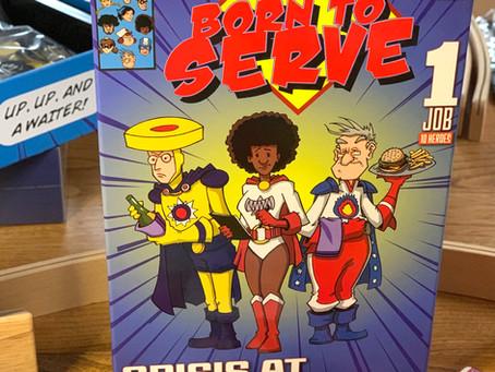 Born To Serve