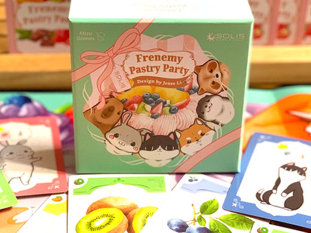 Frenemy Pastry Party