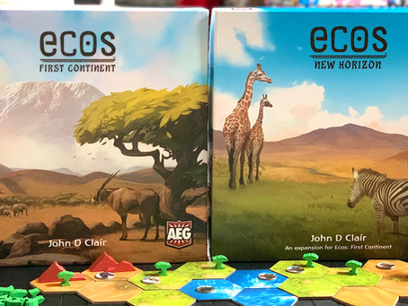 Ecos: First Continent & Ecos: New Horizon