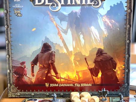 Time of Legends: Destinies