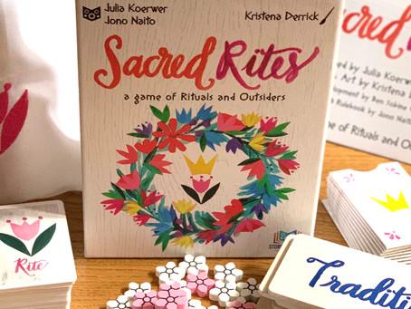Sacred Rites