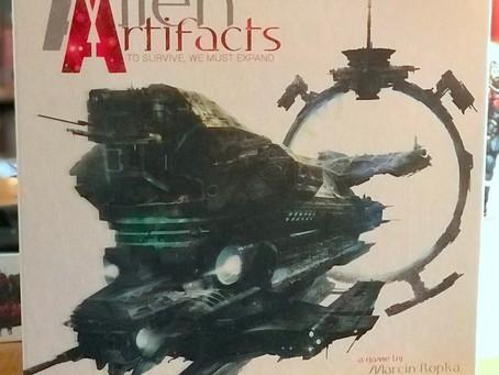 Alien Artifacts