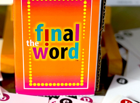 The Final Word