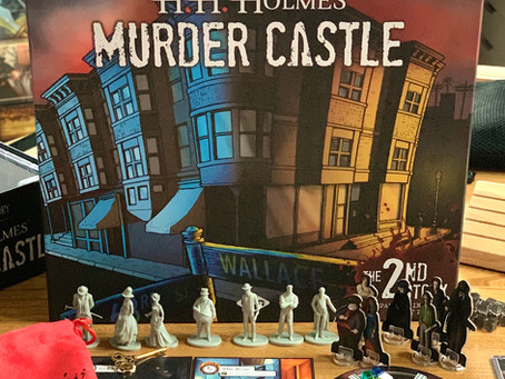 Crimes in History: H H Holmes' Murder Castle