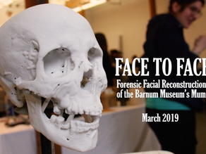 The Barnum Museum Mummy comes to life!