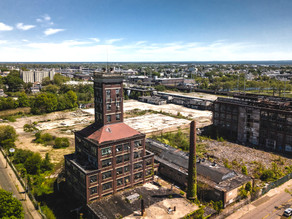 Connecticut Drone Photography: Remington Shot Tower