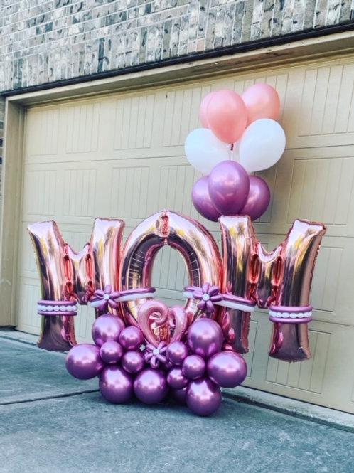 Medium Mother's Day Balloon Arrangement