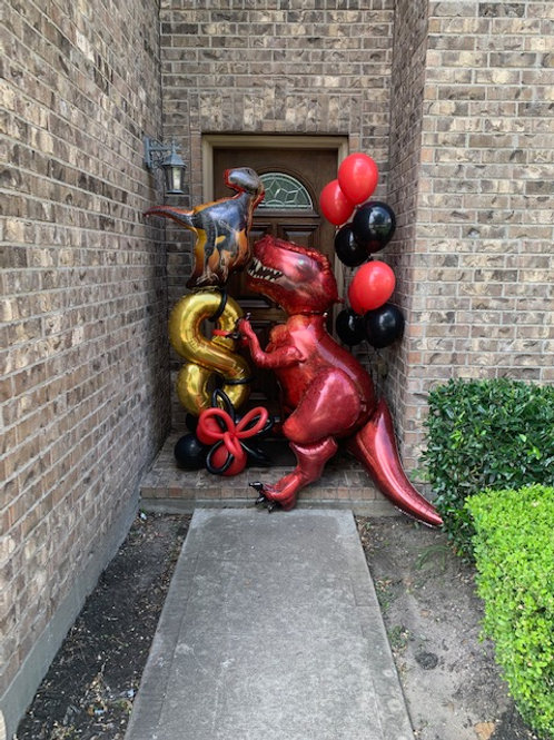 Quick Order - Cartoon Character/Theme Balloon Arrangement Set