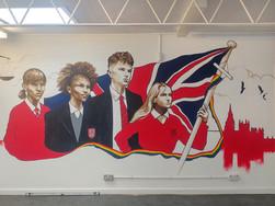 Democracy Mural