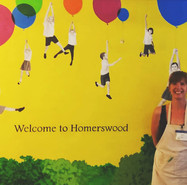 Mural for Homerswood