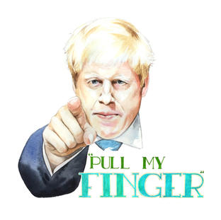 Boris Johnson World War One poster