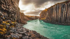 Studlagil canyon | Island