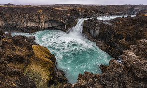 Aldeyjarfoss | Island