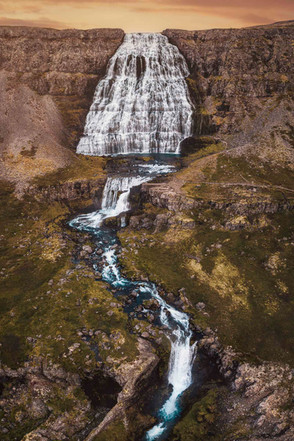 Dynjandi | Island