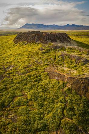Eldborg-krateret | Island