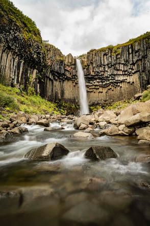 Svartifoss | Island