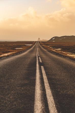Hovedvejen på Snæfellsnes | Island