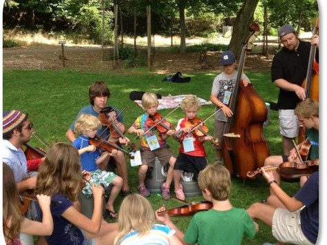 The importance of teaching kids how to jam