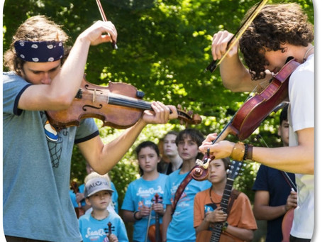 Rich, passionate sounds come from motivated violinists