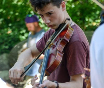 What are the limits of ears in learning the violin?