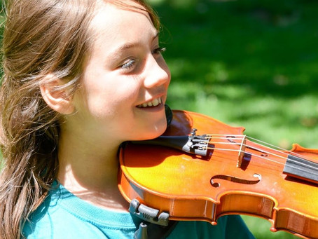 Teaching sight-reading to students with strong ears
