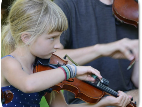 Making the most of the first year of violin