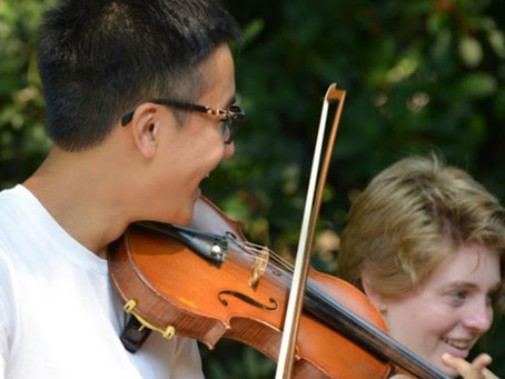 Skill inflation for violinists