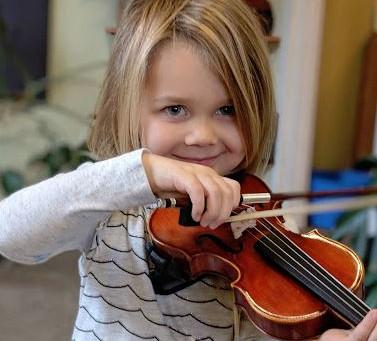 Violin teachers as farmers