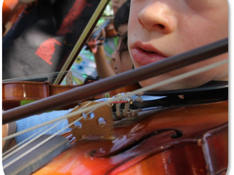 How notation can help violinists