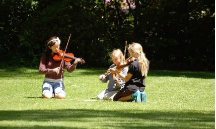 Music and the values we teach