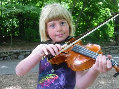 How long does it take to learn to play the violin?