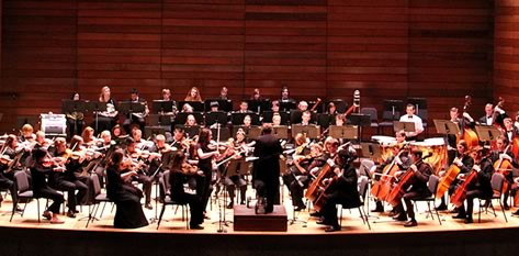Keeping classical music alive