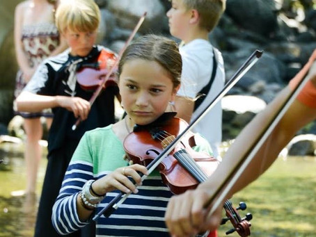 Theoretical and Applied Violin