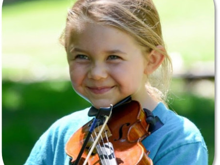 Can violinists be more like violists?