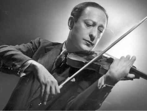 Do Violinists Have Control Issues?