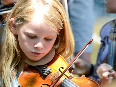 Motivation and the violin – Part 2